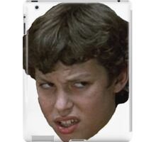 "Freaks And Geeks ""Stink Face"" iPad Case/Skin"