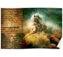 Persevere Poster