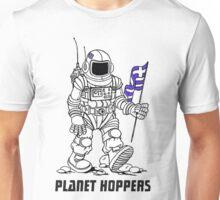 planet hoppers Unisex T-Shirt
