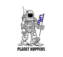 planet hoppers by creazer