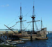 Mayflower ll by jules572