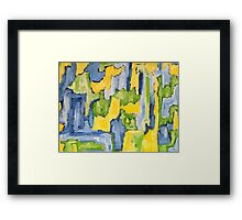 ABSTRACT 479 Framed Print