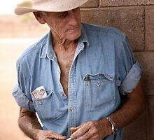 Nullarbor Cowboy by Greg  Barton