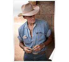 Nullarbor Cowboy Poster