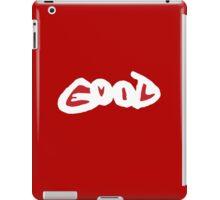 GOOD EVIL iPad Case/Skin
