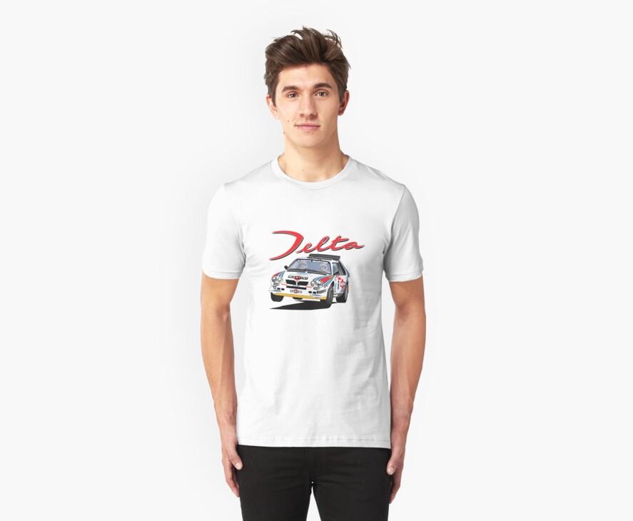 Lancia Delta by Steve Harvey