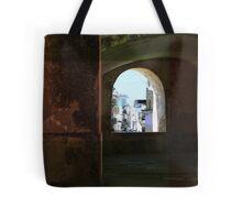 window sj1 Tote Bag