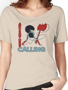 Adventure Calling Women's Relaxed Fit T-Shirt