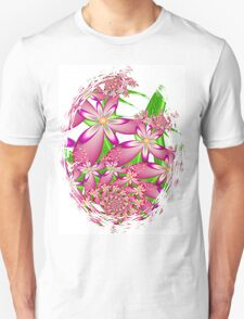 Summer Flowers # 3 T-Shirt