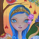 """""""Day of the Dead Princess"""" by Jaz Higgins"""