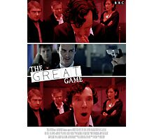 The Great Game Photographic Print