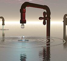 Ocean Faucets by Ann Morgan