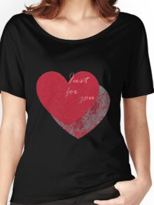 Tulips Fantasy Women's Relaxed Fit T-Shirt
