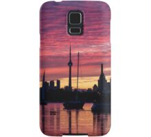 Of Yachts and Skylines Samsung Galaxy Case/Skin