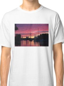Of Yachts and Skylines Classic T-Shirt
