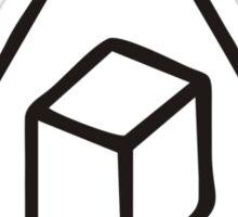 Community – Delta Cubes Sticker