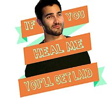 Derek Hale's Life Motto by thescudders