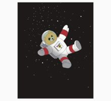 Astro Teddy  Kids Tee
