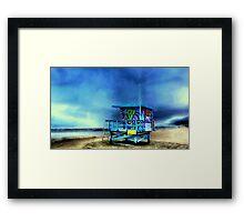 Summer of Color Framed Print