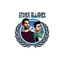 The Ultimate Sterek Alliance T-Shirt by thescudders