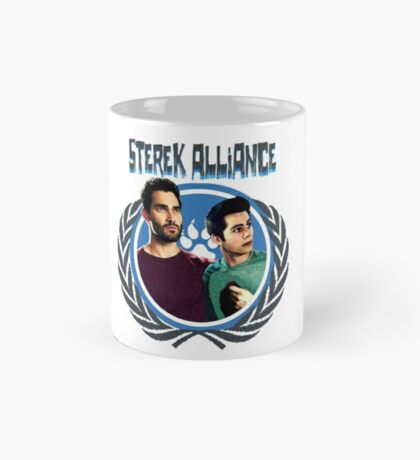 The Ultimate Sterek Alliance T-Shirt Mug