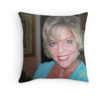 dont look down cause someone is aways looking up to YOU!! Throw Pillow