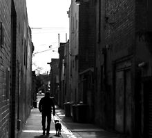 Sunday morning, Fitzroy. by carmel riordan