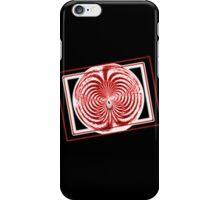 Red Twist iPhone Case/Skin