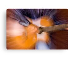Power of Music Canvas Print