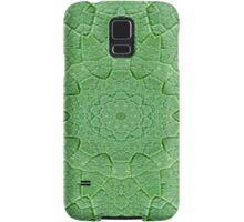 Green Leaf Samsung Galaxy Case/Skin