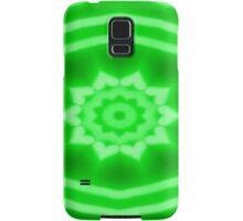 Green Neon Samsung Galaxy Case/Skin