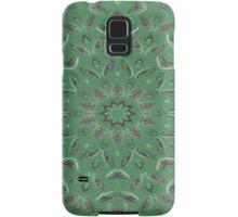 Green Panel Samsung Galaxy Case/Skin