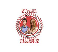 The Stalia Alliance [Front/Back] by thescudders