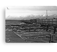Nor'easter Canvas Print