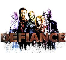 Defiance 1 Photographic Print