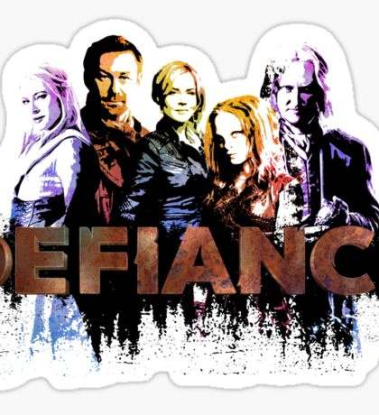 Defiance 1 Sticker