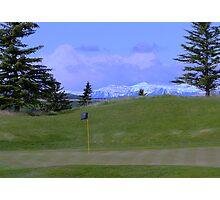 Golf Heaven III Photographic Print