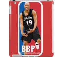 Big Ballers Podcast BBP- The Big Baller  iPad Case/Skin