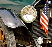 1918 Buick Model E-49 by Monte Morton