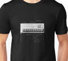 waldorf ppg wave Unisex T-Shirt