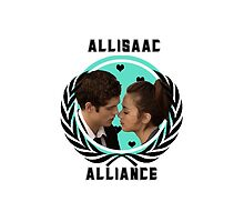 The Allisaac Alliance [Front/Back] by thescudders