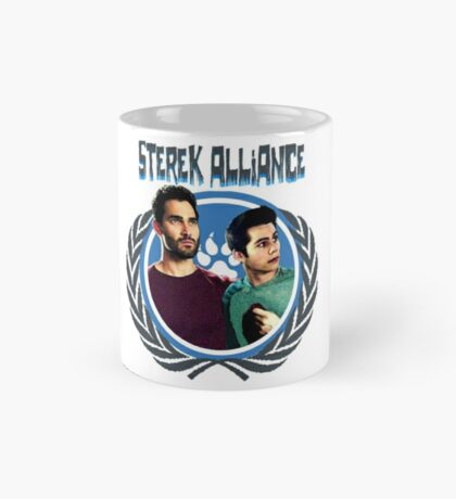 The Ultimate Sterek Alliance T-Shirt [Back] Mug