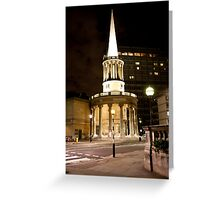 All Souls Greeting Card