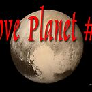 Love Planet #9 by EyeMagined