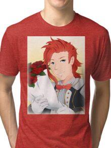 Zelos Formal Wear Tri-blend T-Shirt