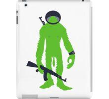 We're here, step aside! iPad Case/Skin