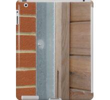 Building Materials iPad Case/Skin