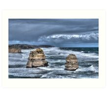 Great Ocean Road (3), Victoria, Australia Art Print