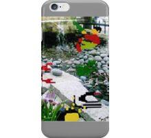 Pit-i-fall iPhone Case/Skin