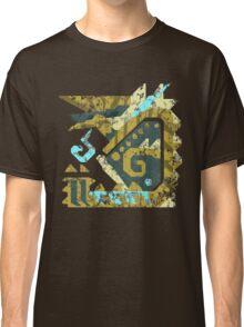 Monster Hunter - Zinogre Icon Classic T-Shirt